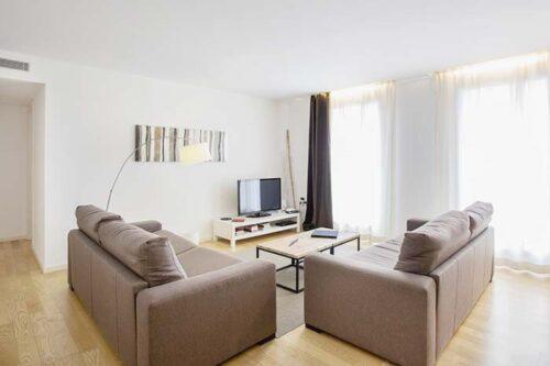 Apartamentos Durlet Barcelona, genial para familias
