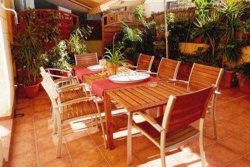 Dónde alojarse en Barcelona con bajo presupuesto - Hostal Barcelona Central Garden