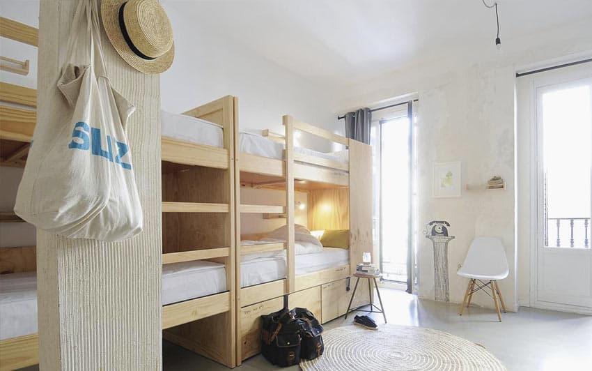 Hostales baratos en Madrid - limpios y seguros