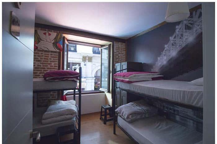 Dormitorios I love Madrid.