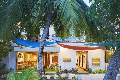 Hotel en Maafushi, Masaaree Boutique Hotel