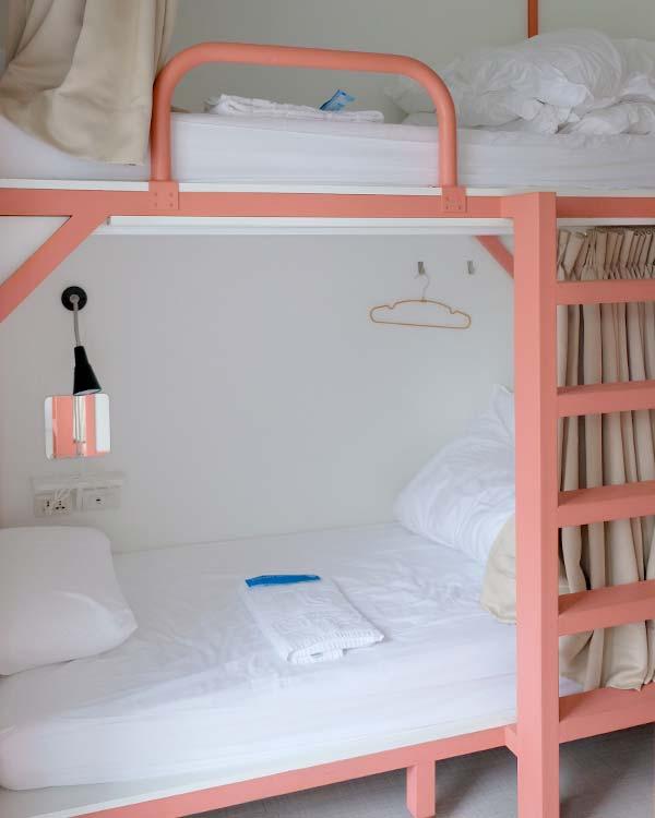 Guía para hostales - primera experiancia en un Hostel