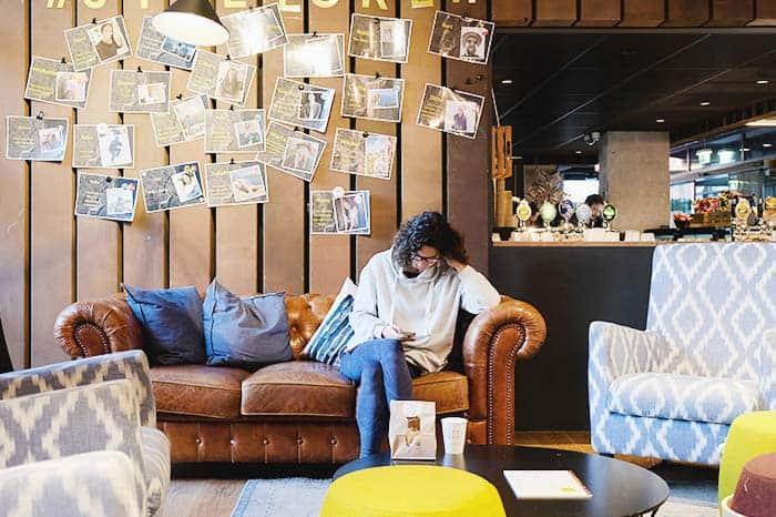 En un hostal es fácil socializar - guía para hostels