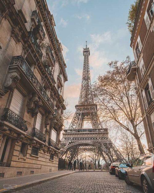 ¿Dónde dormir en París?