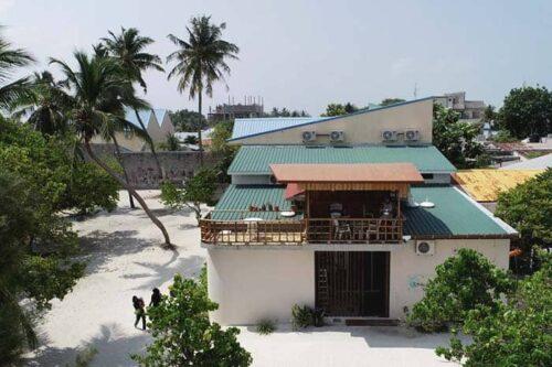 Gurus Maldives, en Gulhi
