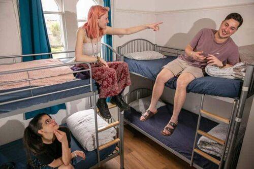 Dormitorios-Hostel-One-Camden-en londres.