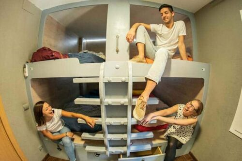 Dormitorios-Hostel-One-Paralelo
