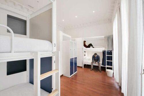 Dormitorios de Radamon-Hostel