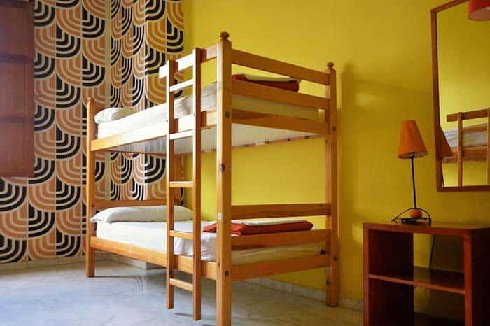 Dormitorios-samay-hostel-sevilla.