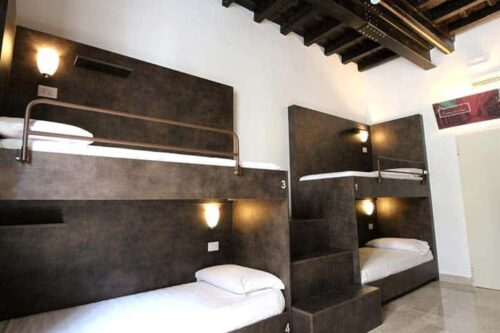 New Generation Roma, hostal bueno y barato