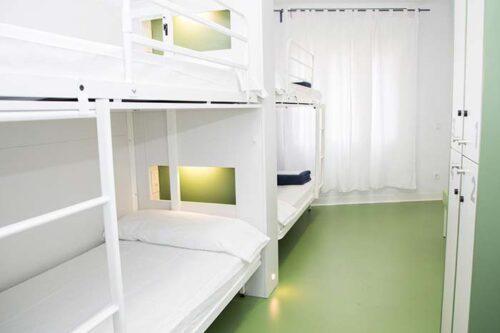 Habitaciones del St-Jordi-Hostel