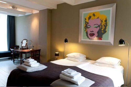 habitacion hotel bed y breakfast