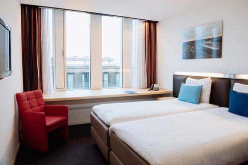 habitacion hotel casa Amsterdam