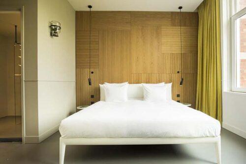 habitacion hotel conscious Amsterdam