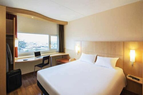 habitacion hotel ibis schipol Amsterdam