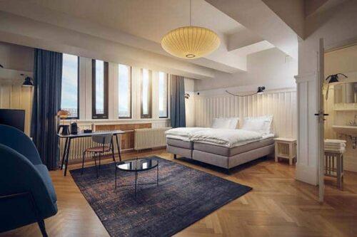 habitacion privada lloyd hotel