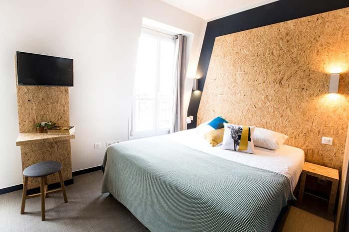 Habitación Privada de Beautiful Bellieve Hostal y Hostel en París, Francia.