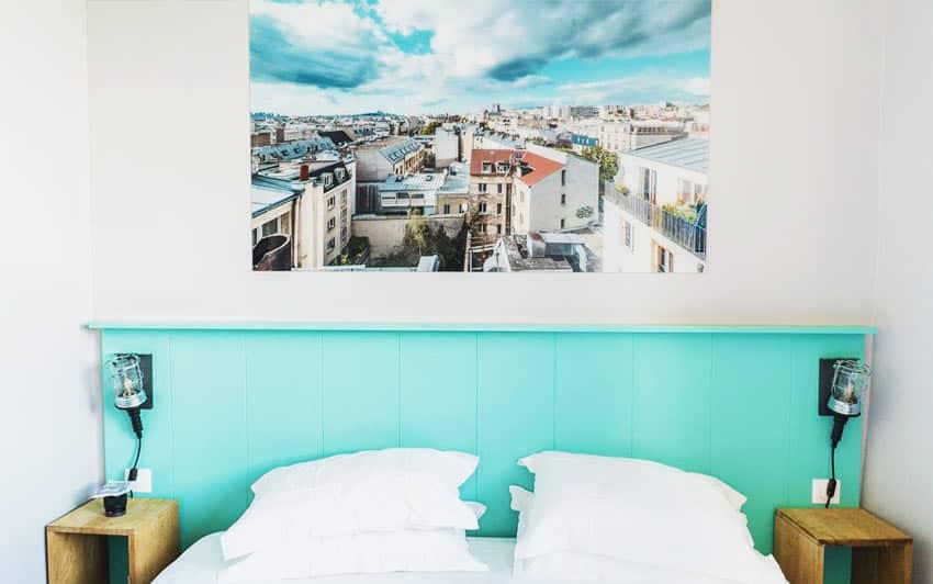 Hostales baratos en París, Francia
