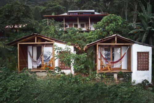 Casas viejas, Minca