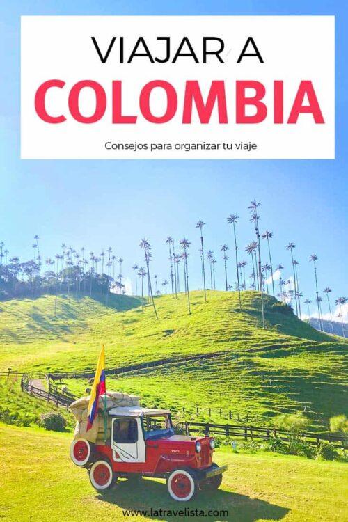 Consejos para viajar a Colombia