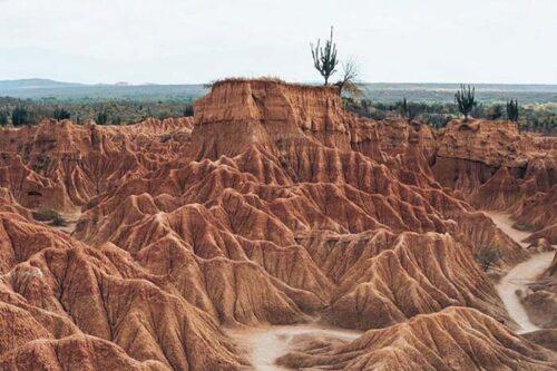 Desierto de la Tatacoa, Colombia