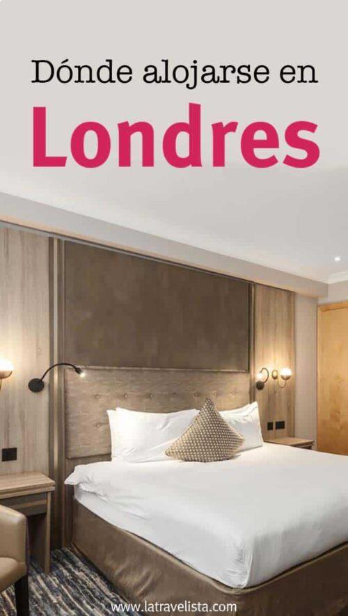 ¿Dónde alojarse en Londres?