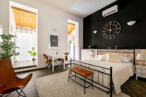 Airbnb en Piazza di Spagna, Roma
