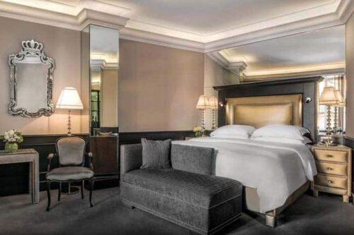 Habitación del Hotel Hassler Roma