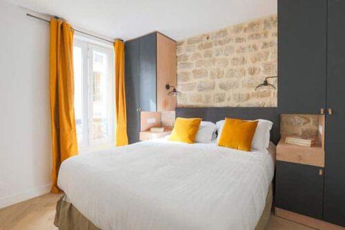 Habitación de Le Matissia Hotel, en París