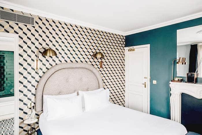 Habitacion del hotel Gran Pigalle.