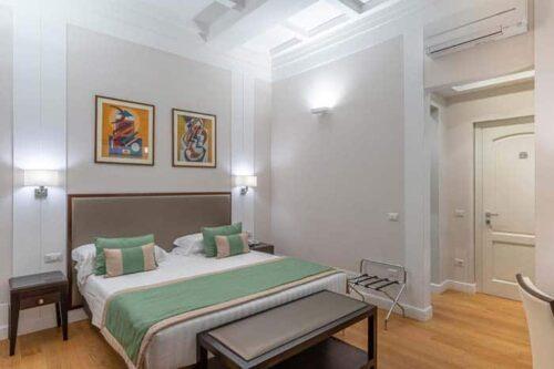 Internationale Domus Roma, habitación privada