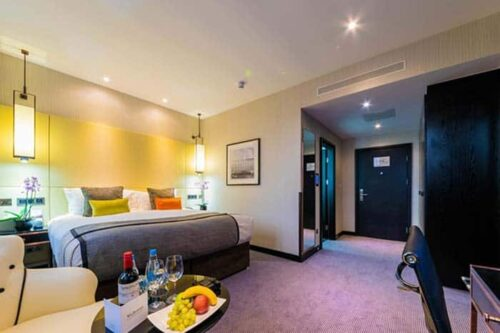habitacion parejas hotel montcalm royal londres