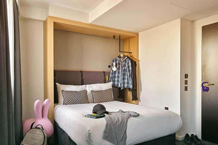 habitacion hotel assembly londres