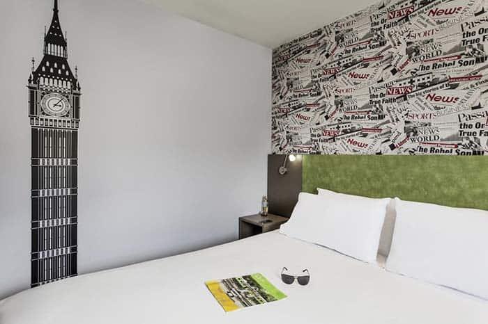 habitacion parejas hotel ibis style londres