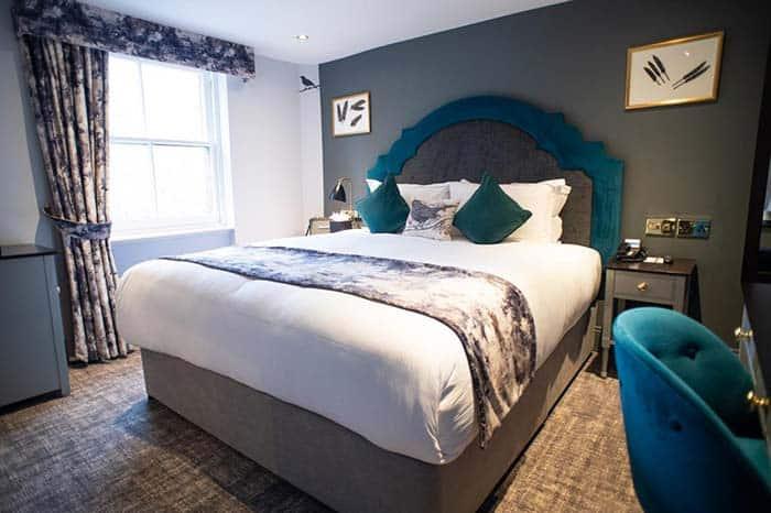 habitacion parejas blackbird hotel