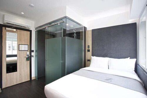 habitacion z hotel soho londres