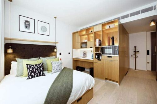 habitacion wilde apartments