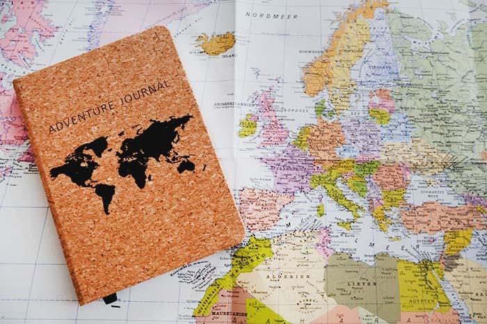 libreta viajera regalo original