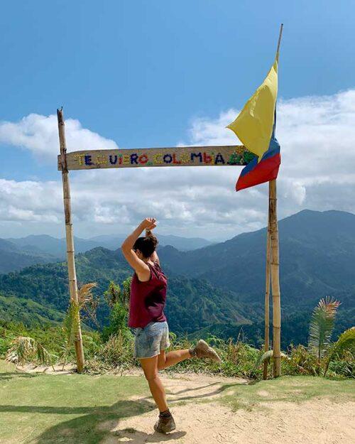 Te amo Colombia