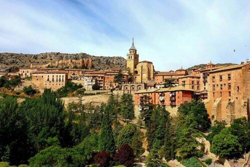 Albarracin, ciudades bonitas de España.