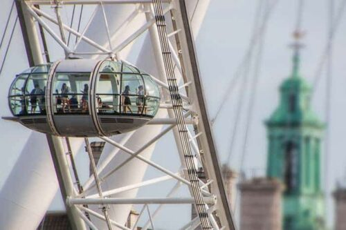 London eye una experiencia diferente en Londres