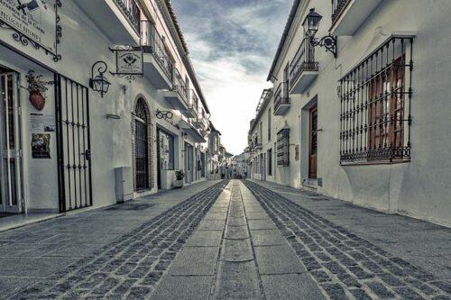 Mijas, ciudades bonitas de España.
