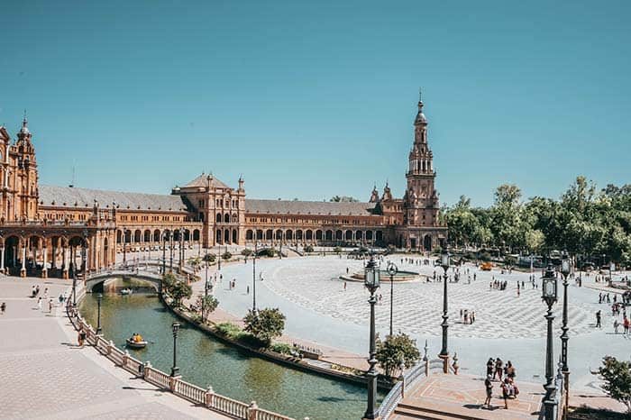 Sevilla, ciudades bonitas de España.