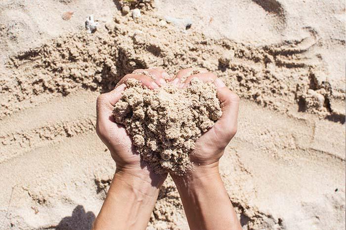 Ama y conserva el planeta, solamente hay uno