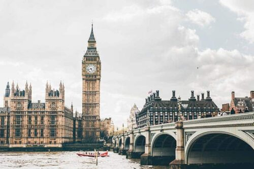 Big ben, un impresncindible en Londres