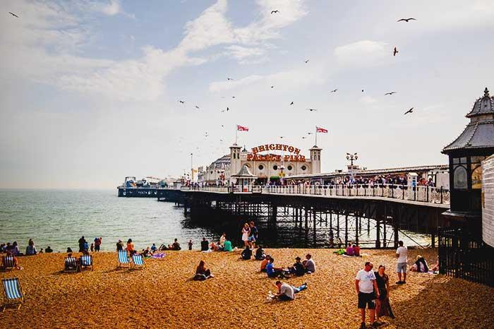visita Brighton desde Londres