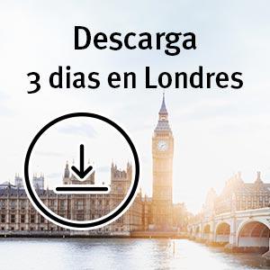 Descarga tu itinerario para Londres