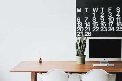 Estructura tu día si trabajas desde casa