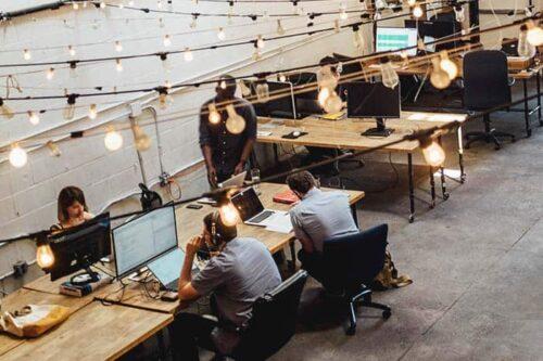 Únete a un espacio de trabajo virtual