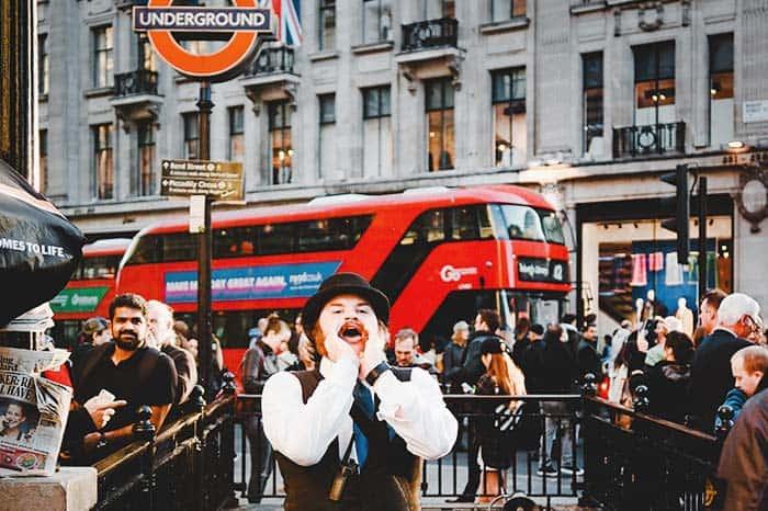 Cómo viajar a Londres y no morir en el intento